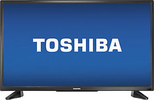 "TOSHIBA 32"" AND 46"" HIGH DEF. LED TV'S FOR PARTS - CHEAP! - $25"