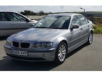 2004 BMW 3 Series 2.0TD 318d ES Saloon 4d 1995cc