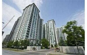 1 BED CONDO RENT YONGE/SHEPPARD LAUNDRY PARKING SUBWAY +500sf