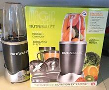 FOR SALE Magicbullet Nutribullet & Step Down Transformer Box Kelso Townsville Surrounds Preview