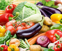 22 Week Local Vegetable Box Program (May to October) $25/week