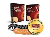 Acoustic / electric guitar Learn and master guitar full expanded edition