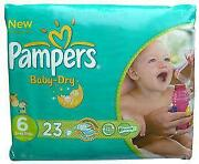 Pampers 6