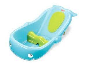 Precious Planet Whale Tub