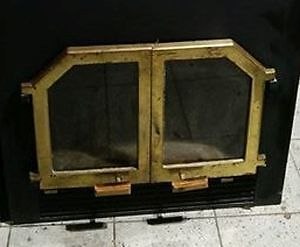 lf: these fireplace doors