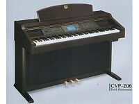 Clavinova CVP 206 digital Piano