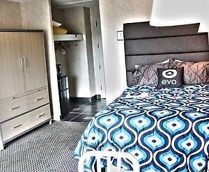 July ONLY sublet- $800- Single furnished room EVO all inclusive