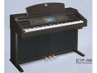 Clavinova cvp 206 digital piano