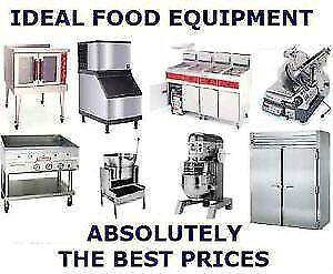 RESTAURANT - FOOD EQUIPMENT - ABSOLUTELY THE BEST PRICES