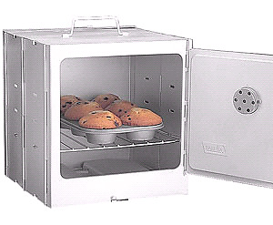Wanted: Coleman Camp oven