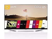 """LG 42LB730V 42"""" Widescreen LED 3D Smart TV with webOS and Freeview HD"""