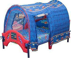Disney Pixar Cars Toddler Bed  sc 1 st  eBay & Toddler Car Bed | eBay