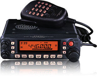 YAESU FT-7900R 2 Meter / 70 cm Dual Band FM Transceiver Mobile Radio on Rummage
