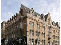 Glasgow-West Regent Street (G2) Office Space to Let