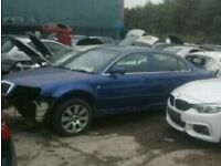 Skoda superb 2.0 tdi bss breaking for spares