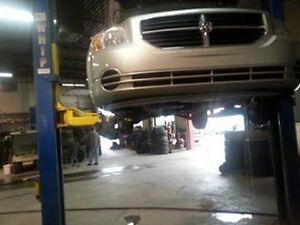 Garage de reparation automobile - Entretien mécanique - 60$/H