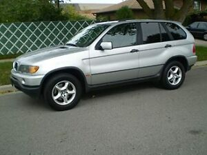 2002 BMW X5 SUV......PERFECT RUNNING TRUCK!!!!!