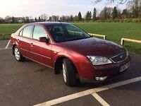 **VERY NICE MONDEO WITH 1 YRS MOT AND SERVICE HISTORY**