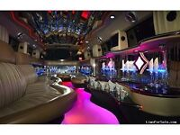LIMO, HUMMER LIMO. PARTY BUS, CHARTER VANs, WEDDING