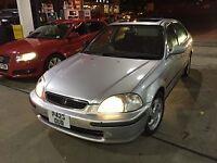 Genuine Honda civic vti ek4 h22a2 conversion 210bhp Accord type r cams vti type r ek9 ek4 saloon b16