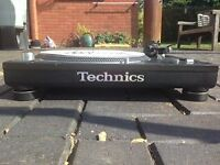 Technics SL1210M3D Vinyl Turntable Similar to MK5 Shure M44-7 Cartridge Record Player