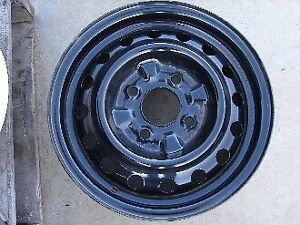 Nissan Steel wheel Nissan Micra - 60.1mm Center Bore 15""