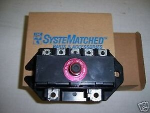 OMC Relay & Circuit Breaker Assembly 986281  0986281