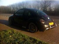 * Black Custom Beetle Abt Tuned, Mot , Reliable Subtle mods ,19: BBs Alloy wheels*
