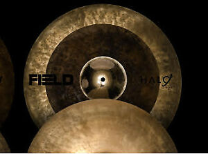 Bronze Hammered Electronic Cymbals by Field