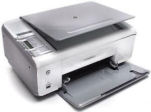 HP Office Jet All-In-One Printer, Scanner & Copier