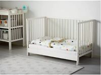 Ikea baby cot for sale - £25