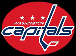 Oilers/Capitals lower bowl tickets $475 (pair) Weds Oct 26