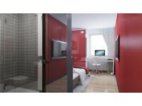 en-suite rooms to rent, Queensland Place, Queensland Street, City Centre
