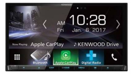 NEW Kenwood DDX-9017DABS APPLE CAR PLAY/ANDROID AUTO Multimedia