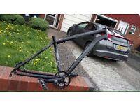 Specialized rockhopper SL bike frame
