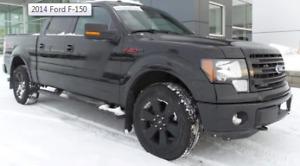 FORD F150 FX4 ECO BOOST TURBO 2014 $22000