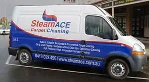 Carpet Cleaning Business - Steamace Ballarat Central Ballarat City Preview