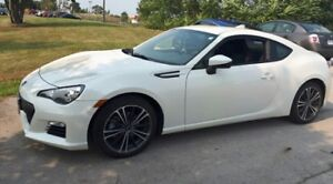 2016 Subaru BRZ Coupe (2 door)