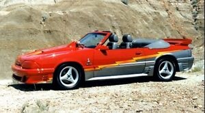 1987 Mustang GT Cobra ragtop 520 hp, modified OFFERS lower price