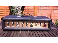 Vintage FAL Kestrel guitar amplifier head 100watt