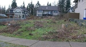 Pacific View Terrace Lot For Sale, NO GST!, Campbell River BC