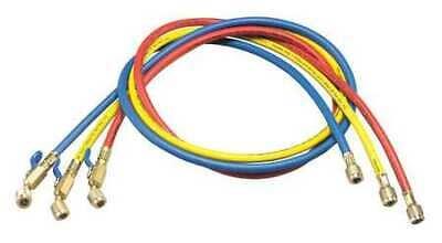 Yellow Jacket 29983 Manifold Hose Set36 Inredyellowblue