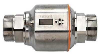 Ifm Sm9001 Flow Metermagnetic80 Gpm