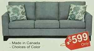 BRAND NEW CANADIAN MADE SOFAS!!! Kitchener / Waterloo Kitchener Area image 2