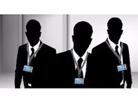 SIA Door supervisor required for Events and Static Sites