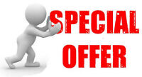 Air Duct Cleaning Stratford Rostock Saint Marys Special Offer