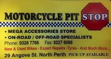 ALL MOTORCYCLE PARTS & SERVICING North Perth Vincent Area Preview
