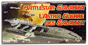 BATTLESTAR GALACTICA BOARDGAME - SEALED & VINTAGE 1978