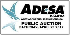 ADESA PUBLIC AUCTION & TOY SALE