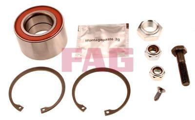 Wheel Bearing Kit FAG 713610180 Fits Front